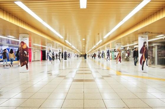 新宿駅西口・東口26