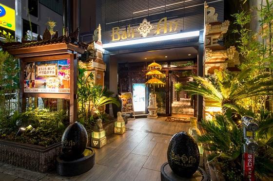 バリアンリゾート東新宿店1