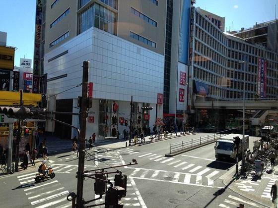 新宿駅西口・東口15