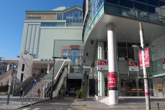 新宿駅西口・東口11