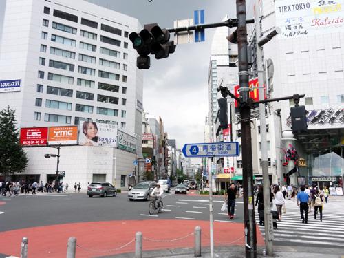 新宿駅西口・東口21