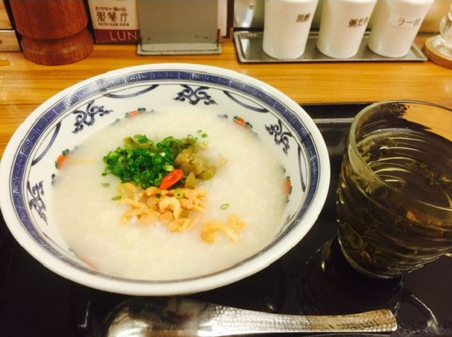 粥餐庁朝食・モーニング1