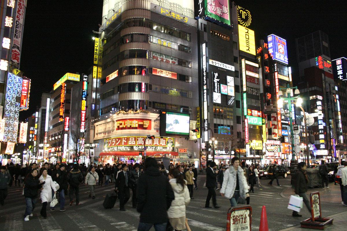ここがおすすめ!新宿のナンパスポット5選