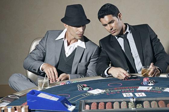 違法賭博店摘発