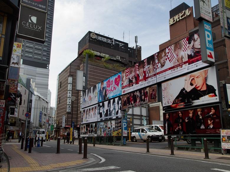 現在の新宿歌舞伎町の治安は?